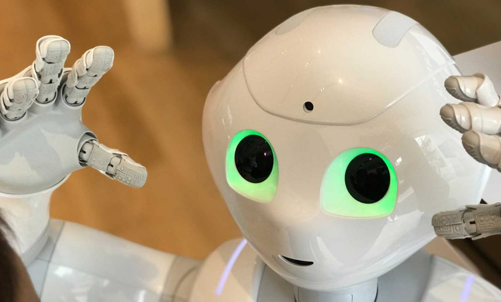 Imagem os Robôs Vão Dominar o Mundo   Rio2C